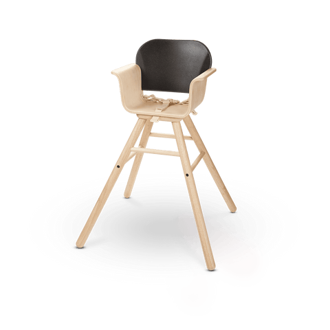 High Chair in Black