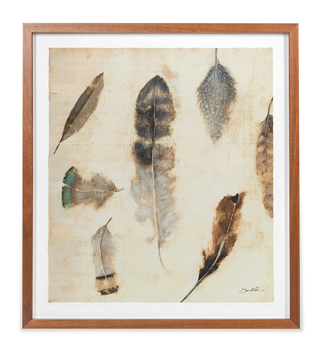 Sarah Atkinson, Feather Heirloom 1 by Grand Image Home