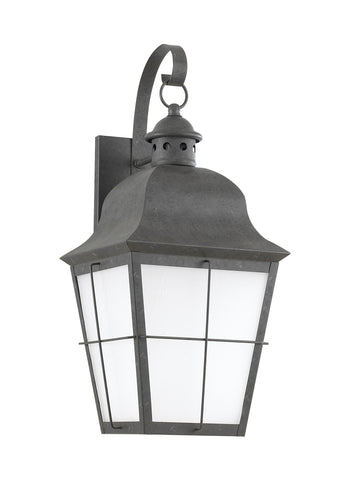 Chatham Collection One Light Outdoor Wall Lantern