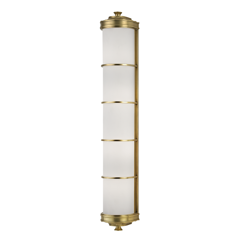 Albany 4 Light Wall Sconce by Hudson Valley Lighting