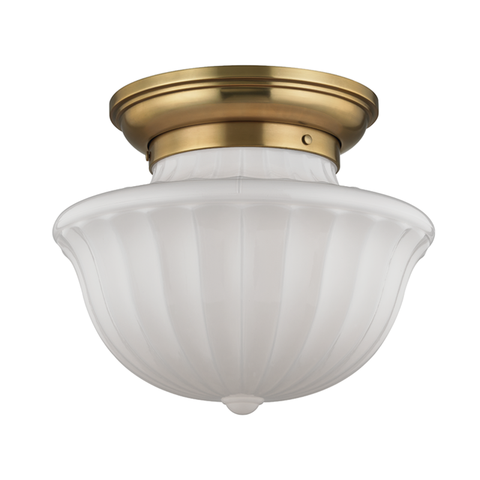 Dutchess 2 Light Large Flush Mount by Hudson Valley Lighting