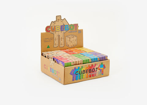 Cubebot Micro Set of 40 Mixed Box