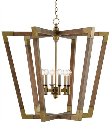 Bastian Chandelier design by Currey & Company