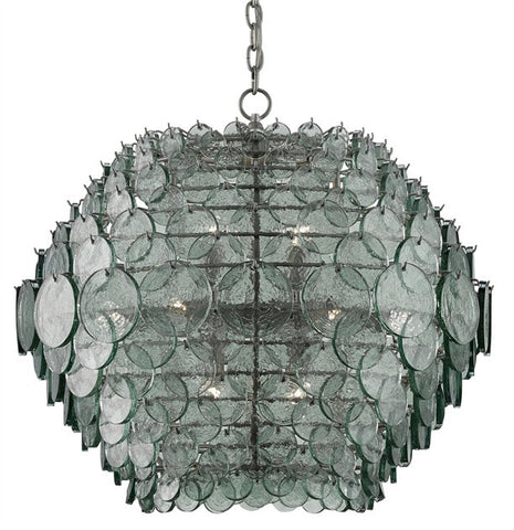 Braithwell Chandelier design by Currey & Company