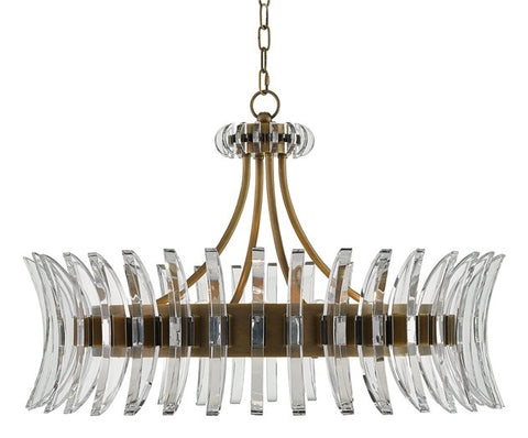 Coquette Chandelier design by Currey & Company