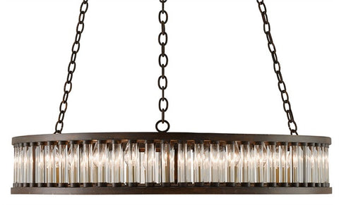 Elixir Chandelier design by Currey & Company