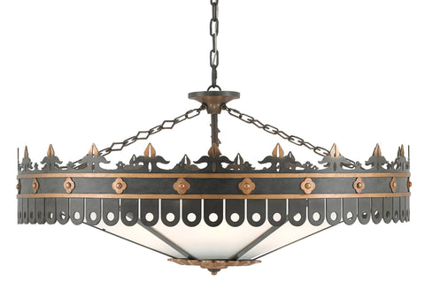 Berkeley Chandelier design by Currey & Company