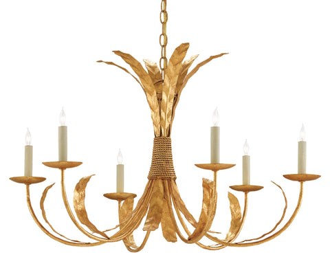 Bette Chandelier design by Currey & Company