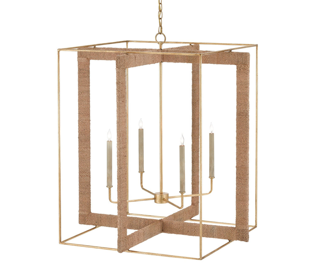 Purebred Chandelier design by Currey & Company