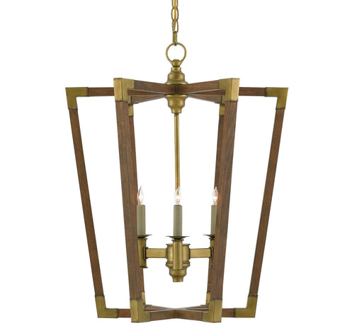 Small Bastian Chandelier design by Currey & Company