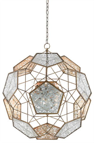 Julius Orb Chandelier