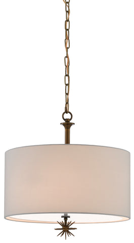 Chancery Pendant in Various Finishes