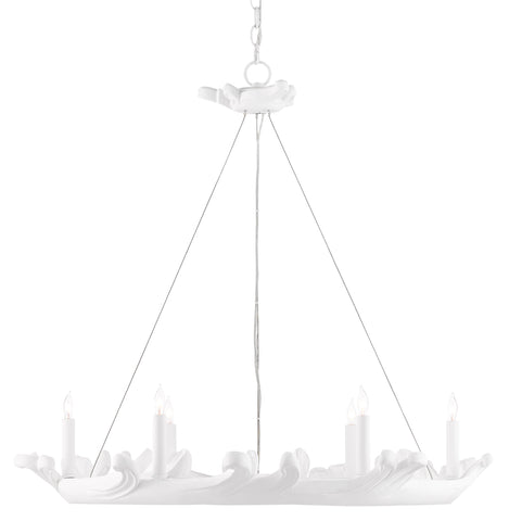 Honour Chandelier by Currey & Company