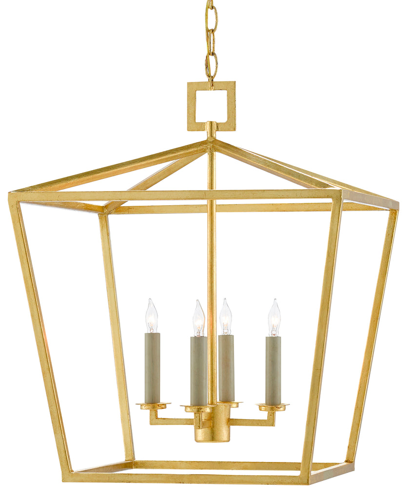 Denison Lantern by Currey & Company