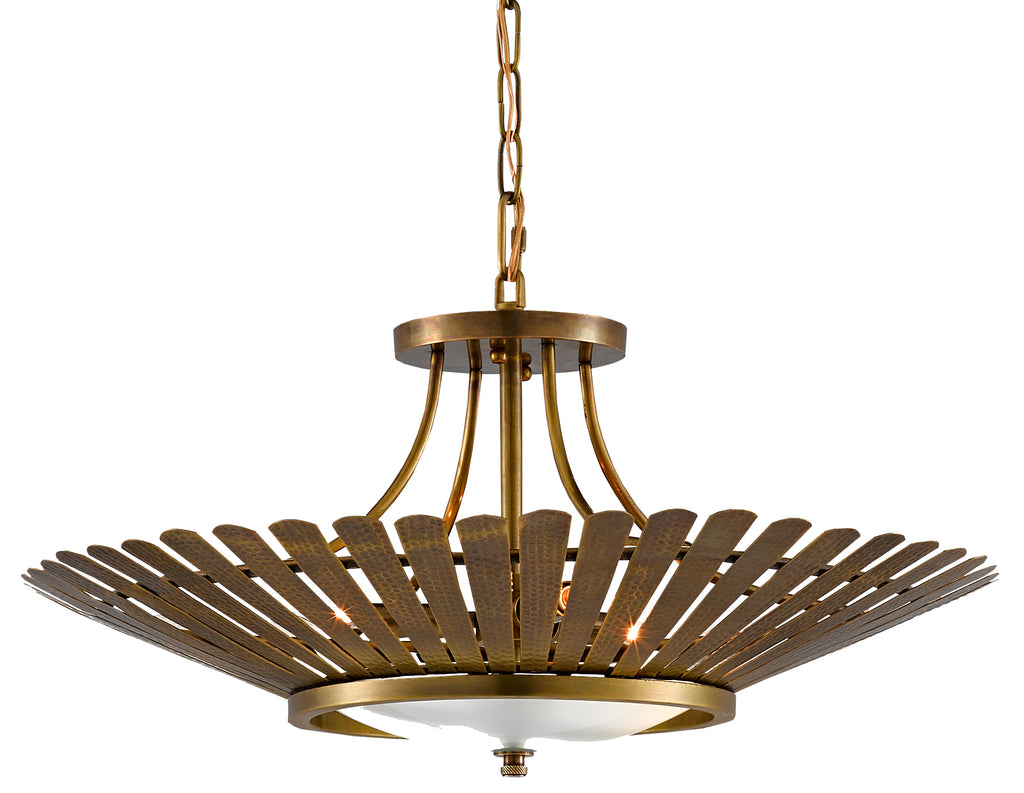Davina Chandelier by Currey & Company