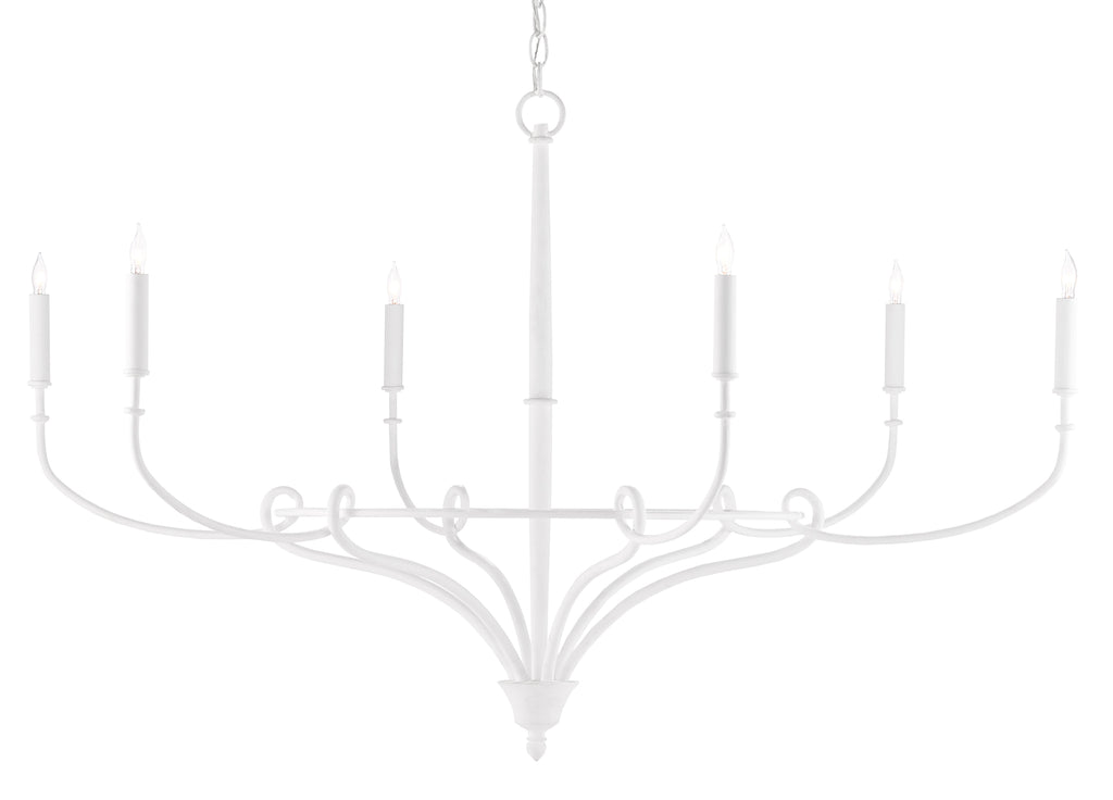 Cyrilly Chandelier by Currey & Company