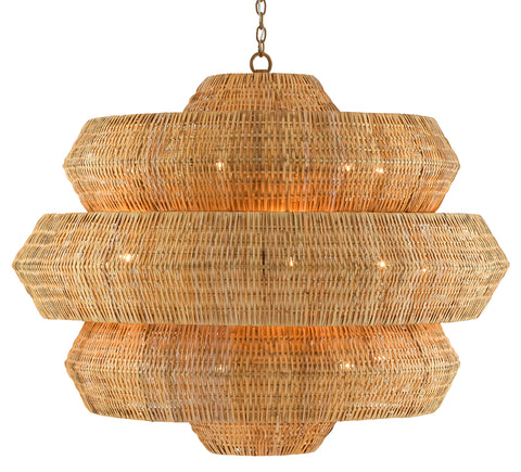 Antibes Grande Chandelier by Currey & Company