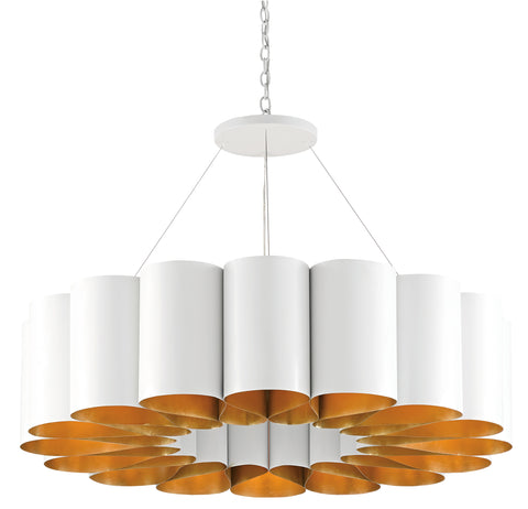 Chauveau Chandelier by Currey & Company