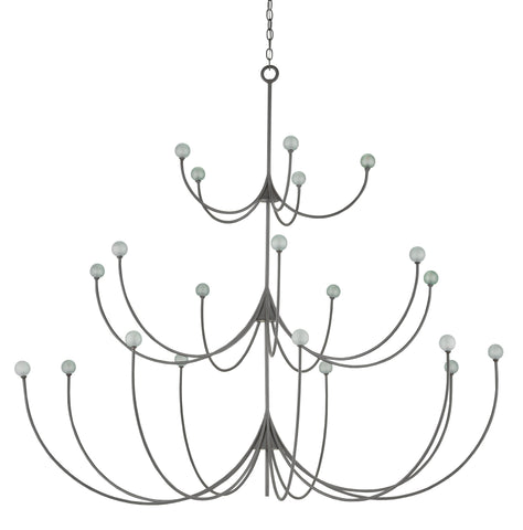 Carew Chandelier in Various Sizes Alternate Image