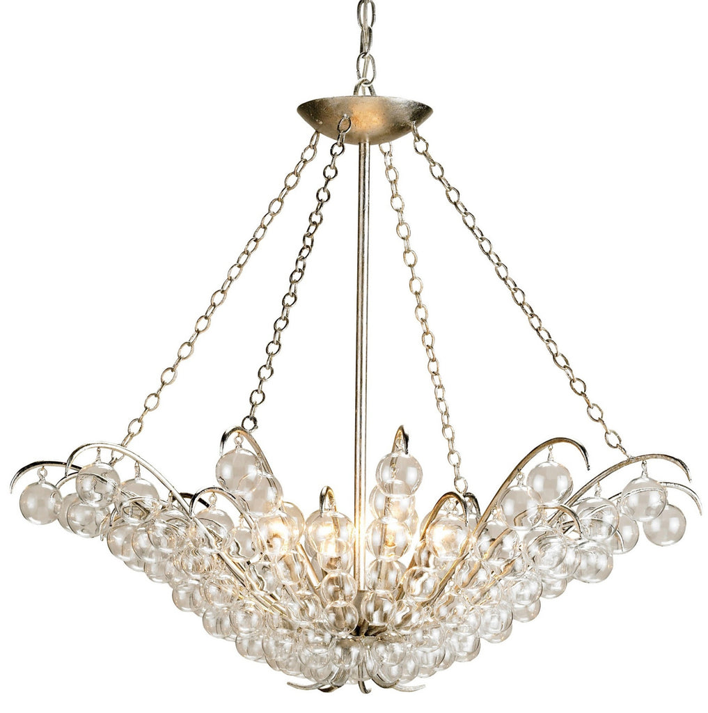 Quantum Chandelier design by Currey & Company