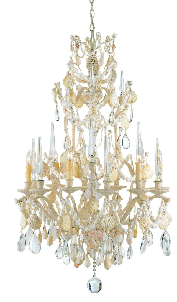 Small Buttermere Chandelier design by Currey & Company