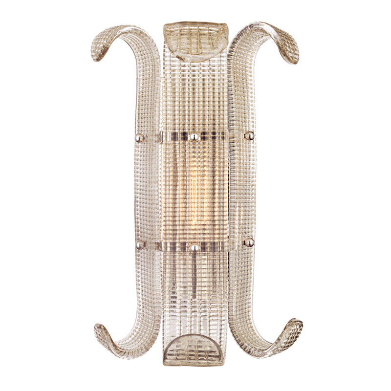 Brasher 1 Light Wall Sconce by Hudson Valley Lighting
