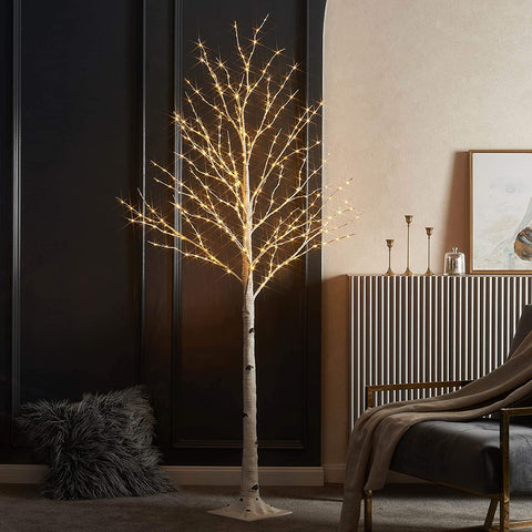 Birch LED Tree in Various Sizes