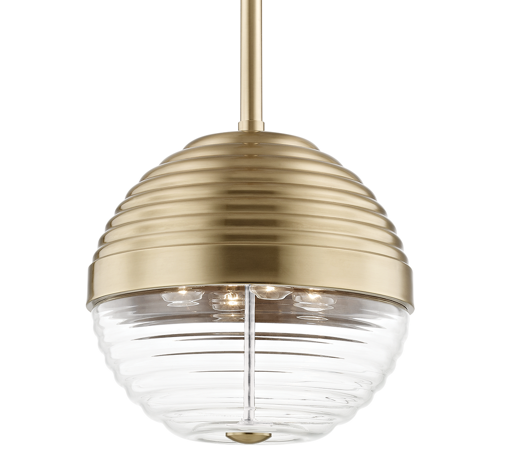 Easton 4 Light Large Pendant by Hudson Valley Lighting