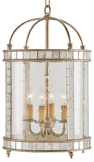 Large Corsica Lantern design by Currey & Company