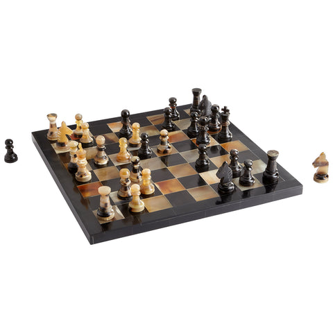 Checkmate Chess Board design by Cyan Design