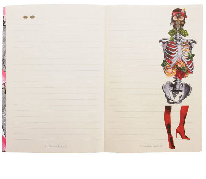 Ps'Ikat Notebook design by Christian Lacroix