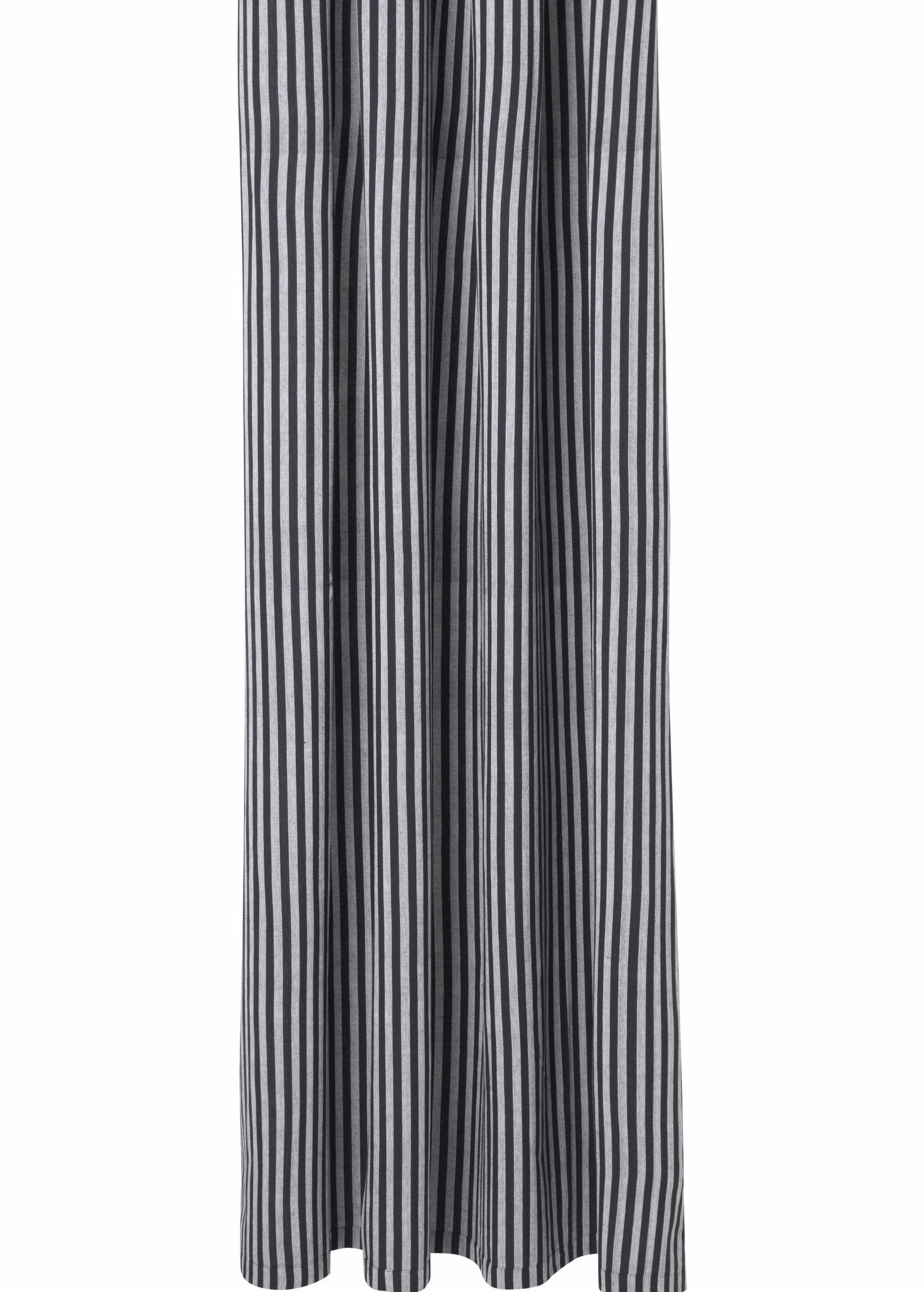 Chambray Shower Curtain In Striped By Ferm Living