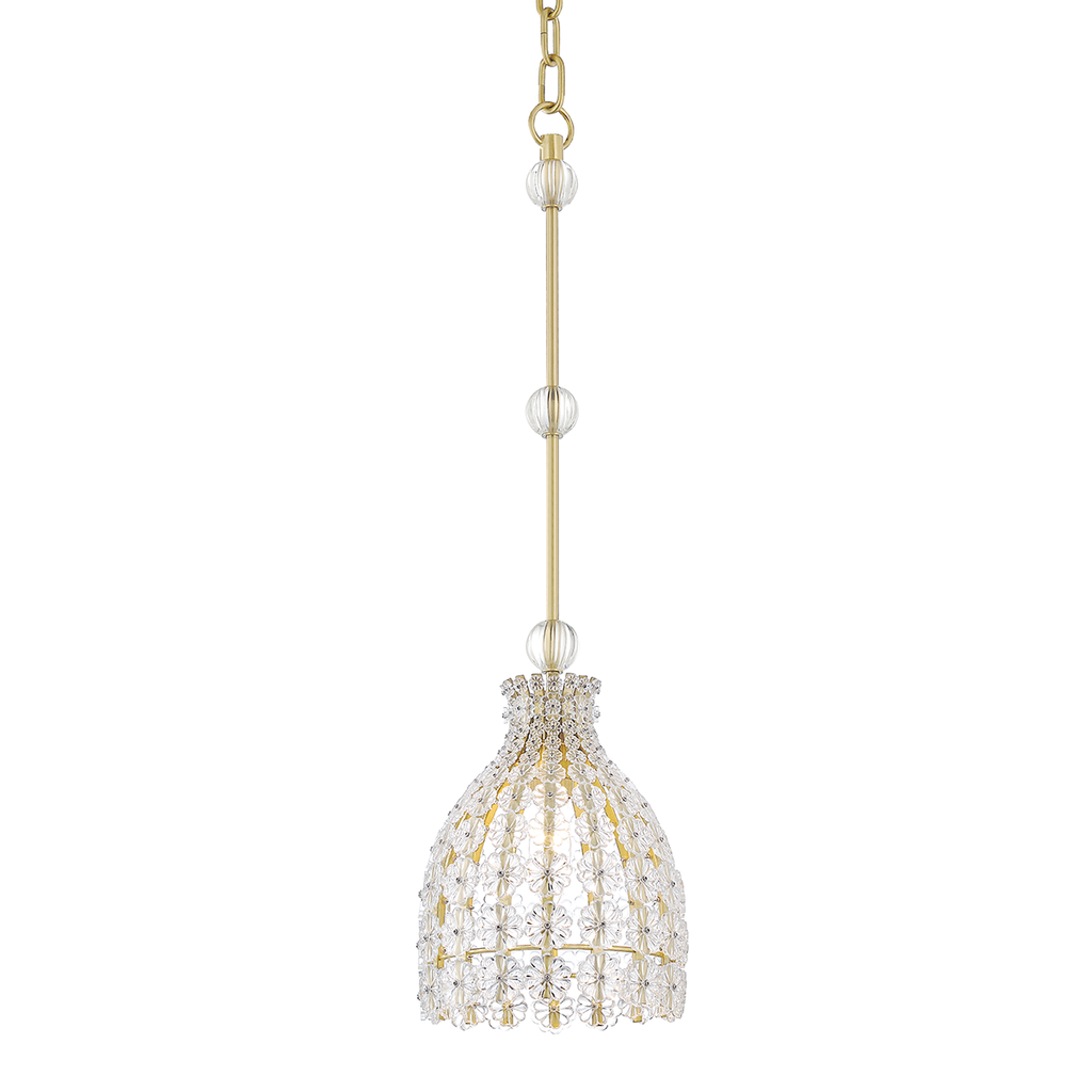 Floral Park Pendant by Hudson Valley