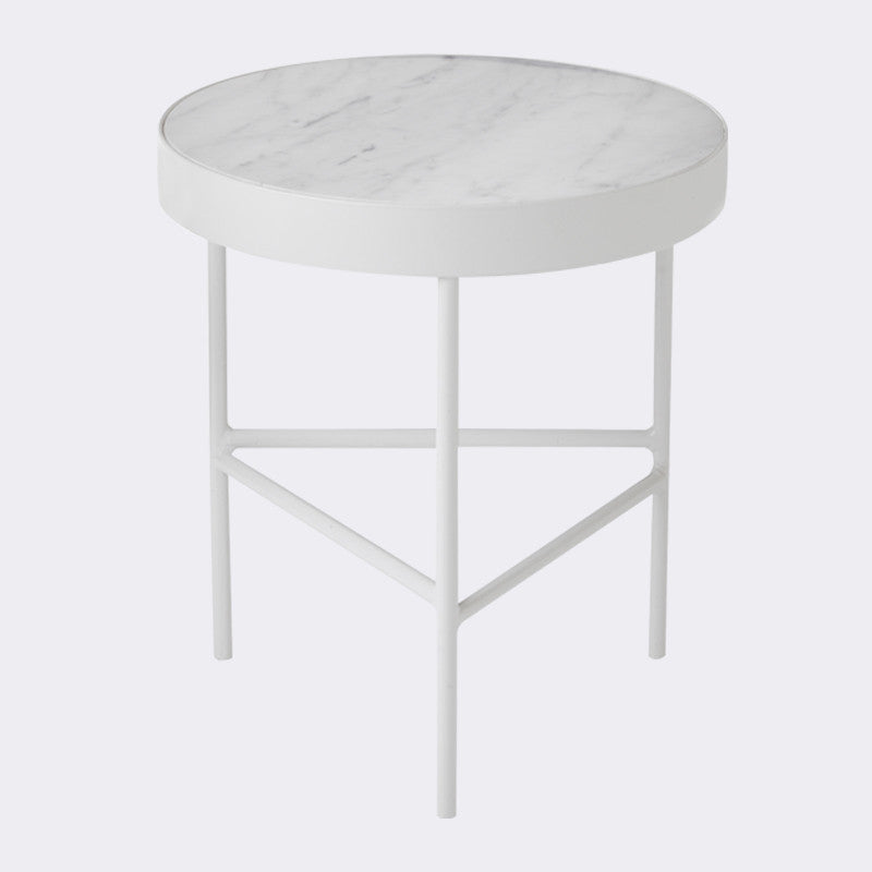 Medium Marble Table by Ferm Living