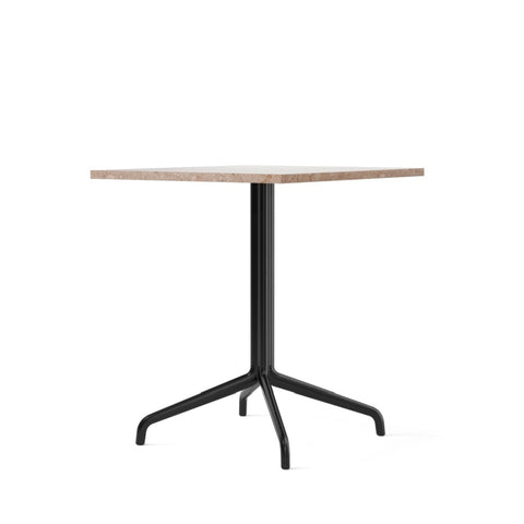 Harbour Column Table, Rectangular With Star Base