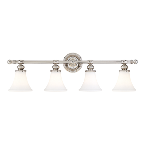 Weston 4 Light Bath Bracket by Hudson Valley Lighting