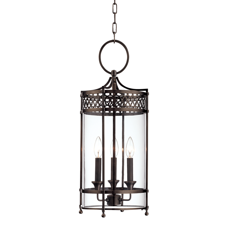 Amelia 3 Light Pendant by Hudson Valley Lighting