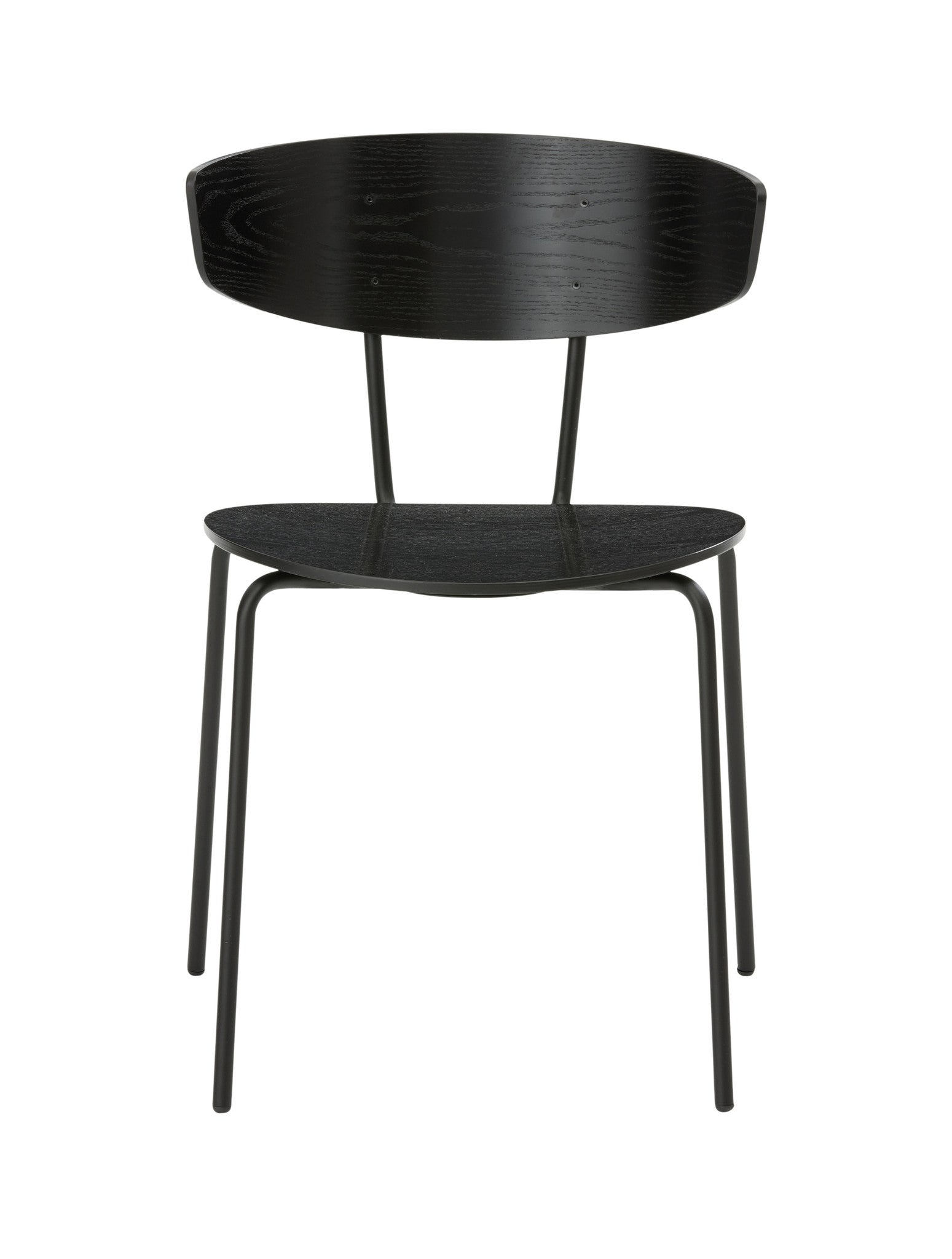 Herman Chair in Black design by Ferm Living – BURKE DECOR