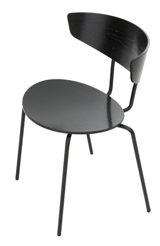 Herman Chair in Black by Ferm Living