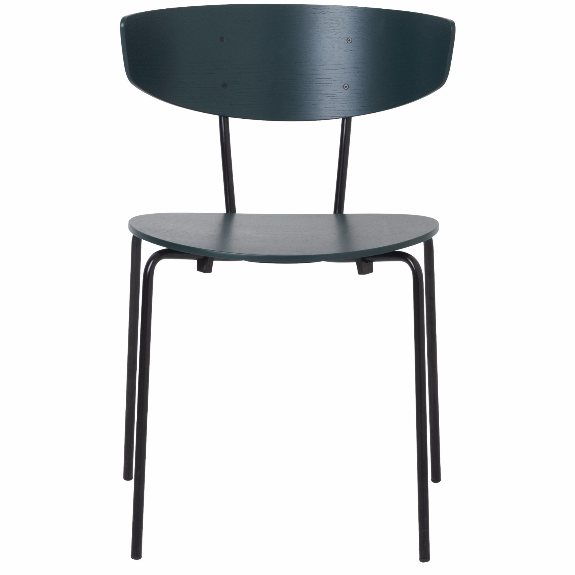 Herman Chair in Dark Green design by Ferm Living – BURKE DECOR
