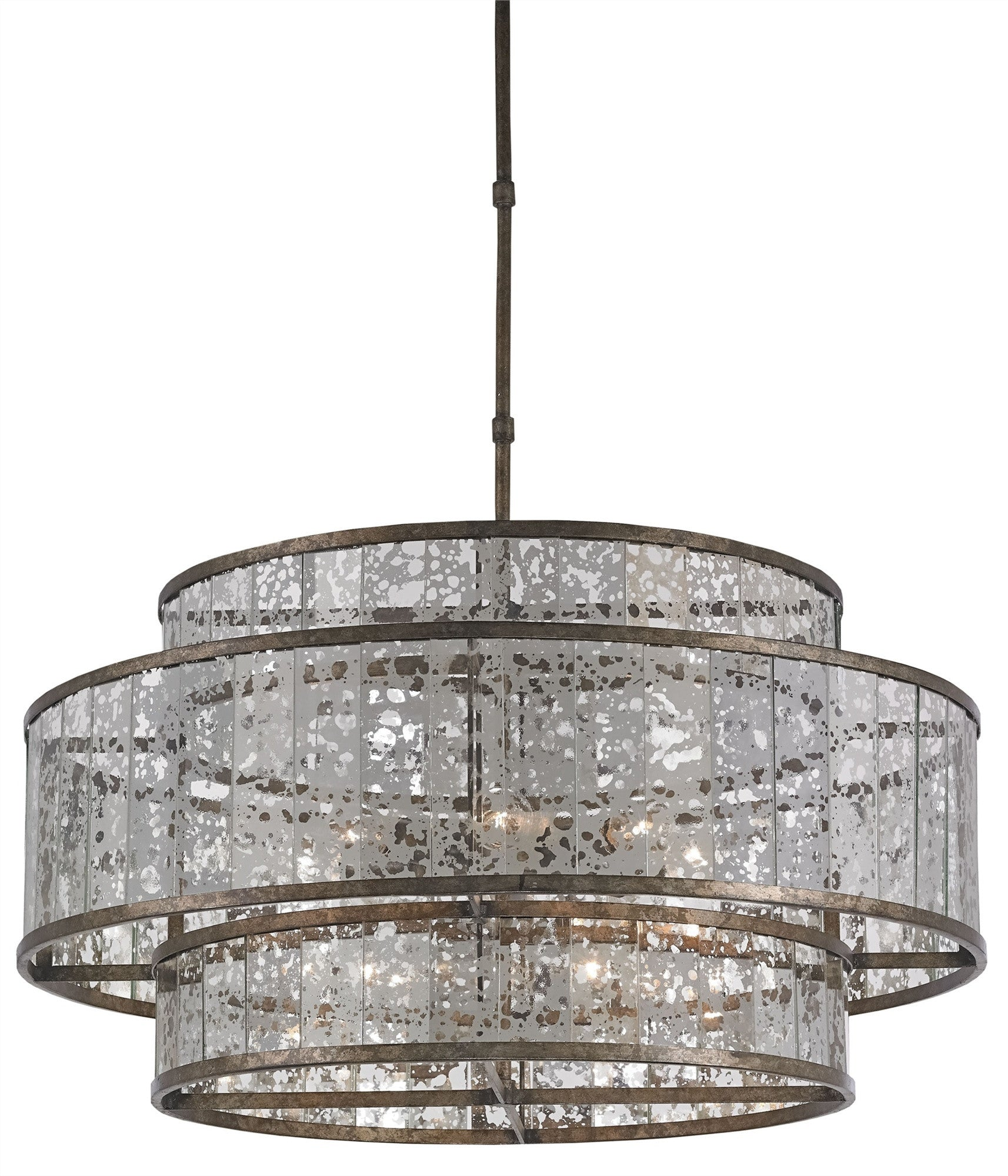 Currey And Company Coral Chandelier: Fantine Chandelier Design By Currey & Company