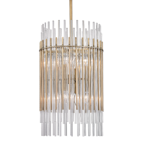 Wallis 8 Light Pendant by Hudson Valley Lighting