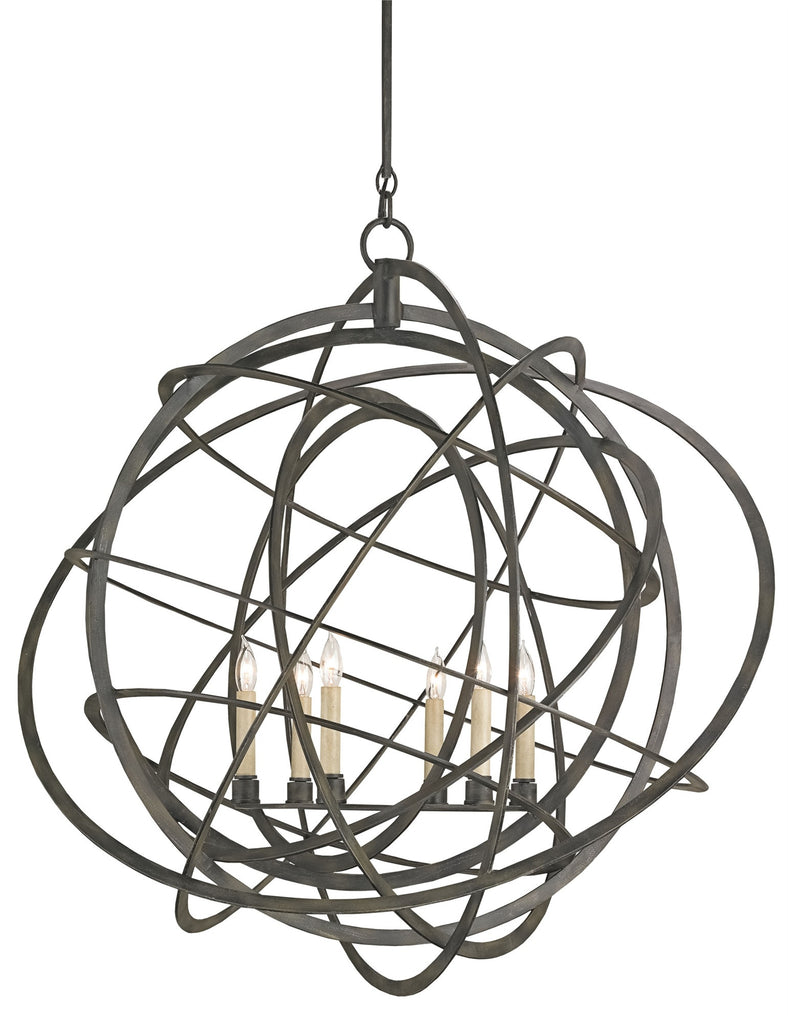 Genesis Chandelier design by Currey & Company