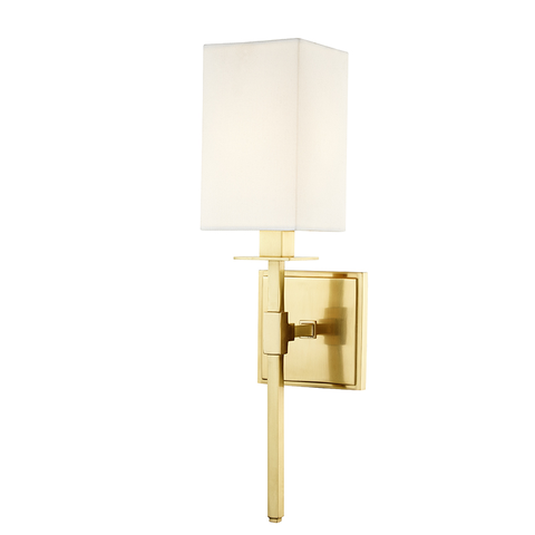 Taunton 1 Light Wall Sconce by Hudson Valley Lighting