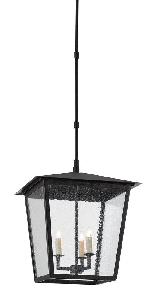 Bening Outdoor Lantern by Currey & Company