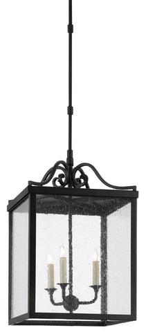 Giatti Outdoor Lantern in Various Sizes design by Currey & Company