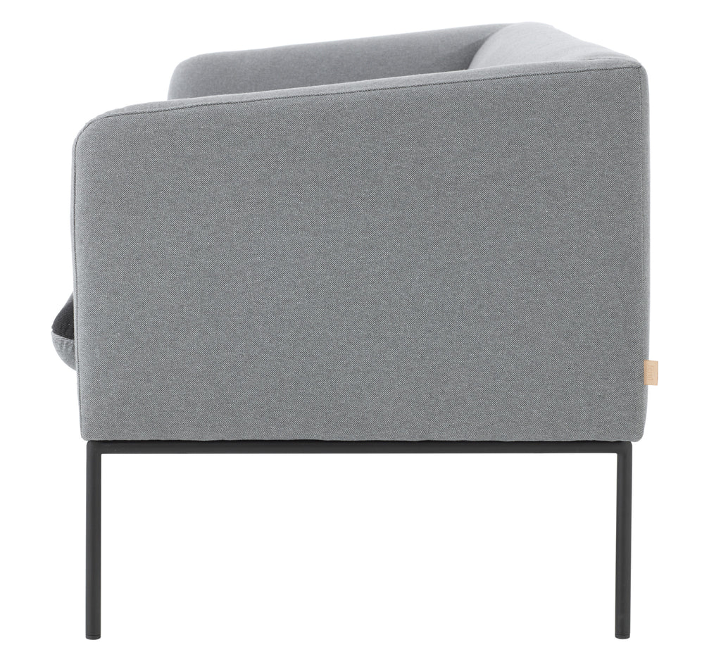 Turn Sofa in Cotton Grey design by Ferm Living