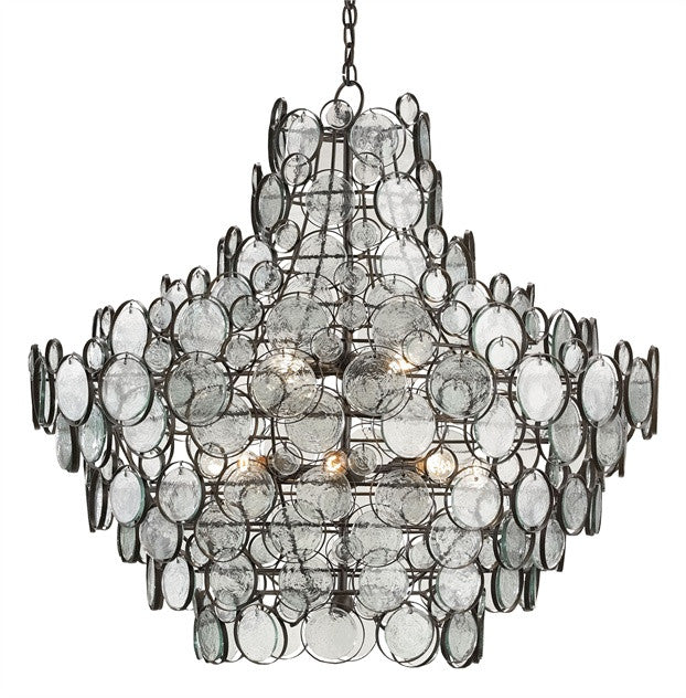 Galahad Chandelier design by Currey & Company