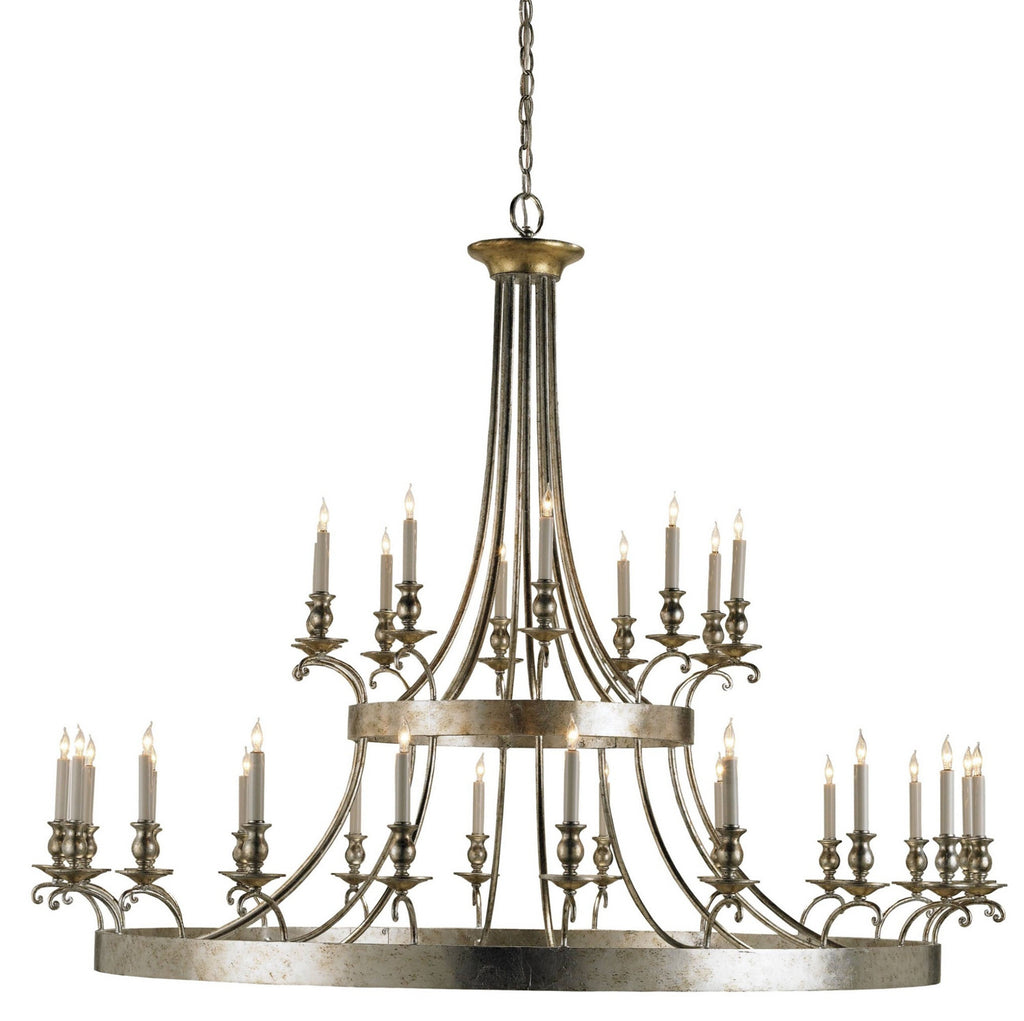 Lodestar Chandelier design by Currey & Company