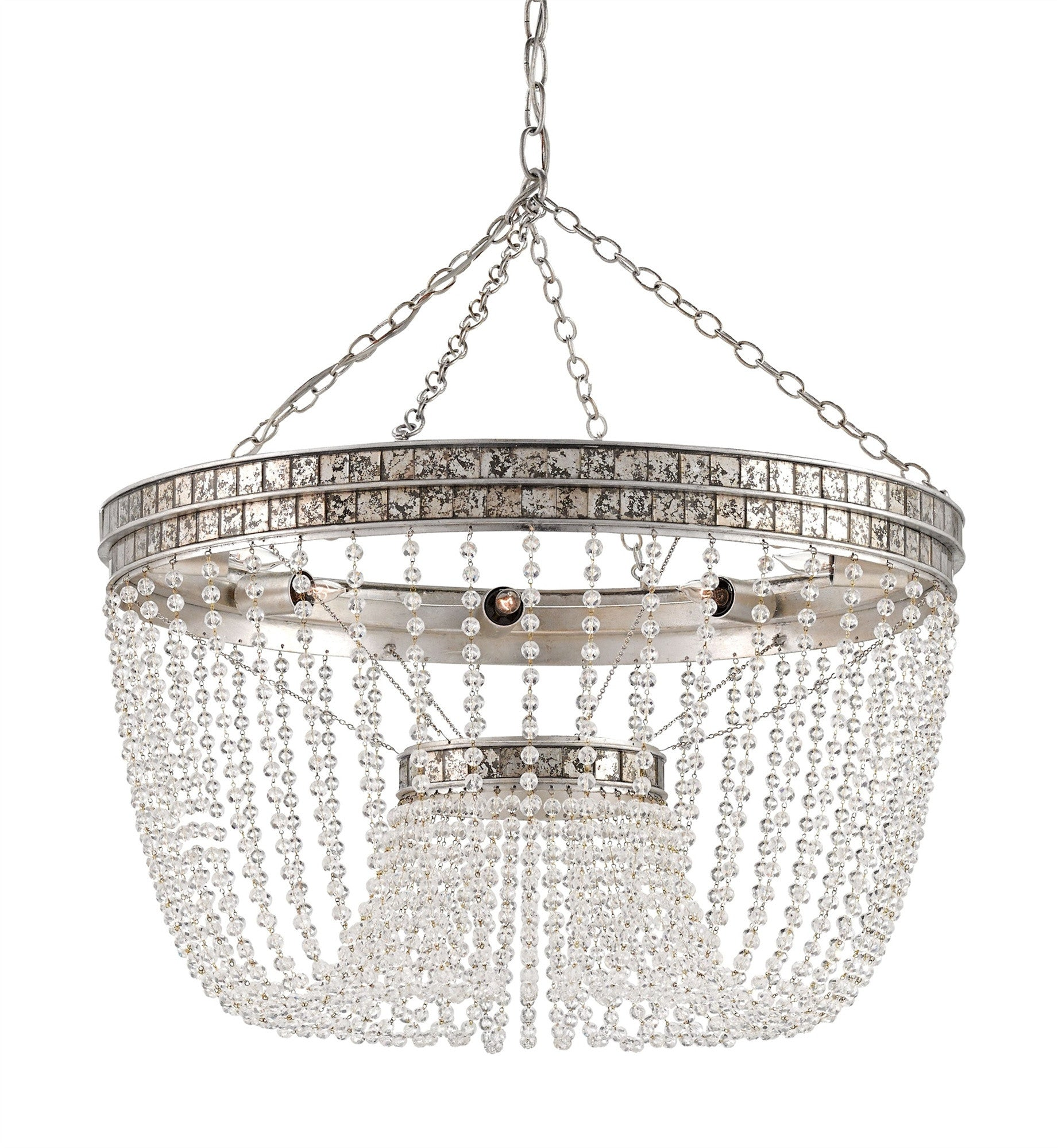 Highbrow Chandelier Design By Currey Amp Company Burke Decor